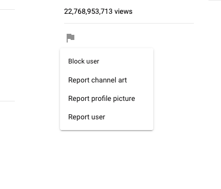comment bloquer une chaine youtube