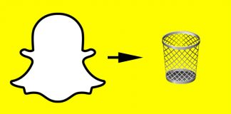 comment supprimer son compte snapchat