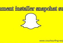 comment installer snapchat sur pc